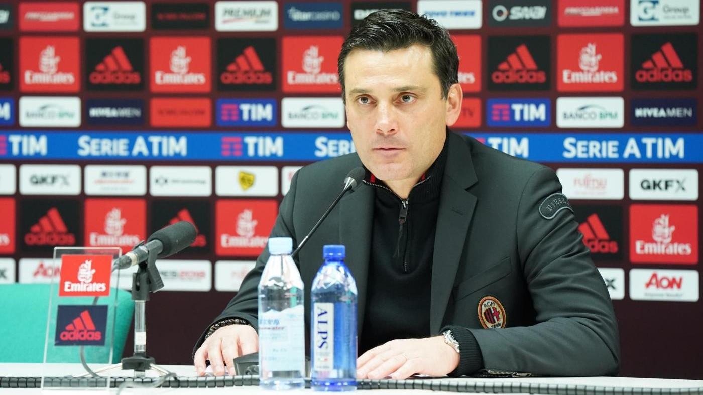 "Milan esonera Montella: la panchina va a Gattuso. Vincenzo: ""Dispiace, farò il tifo per loro"""
