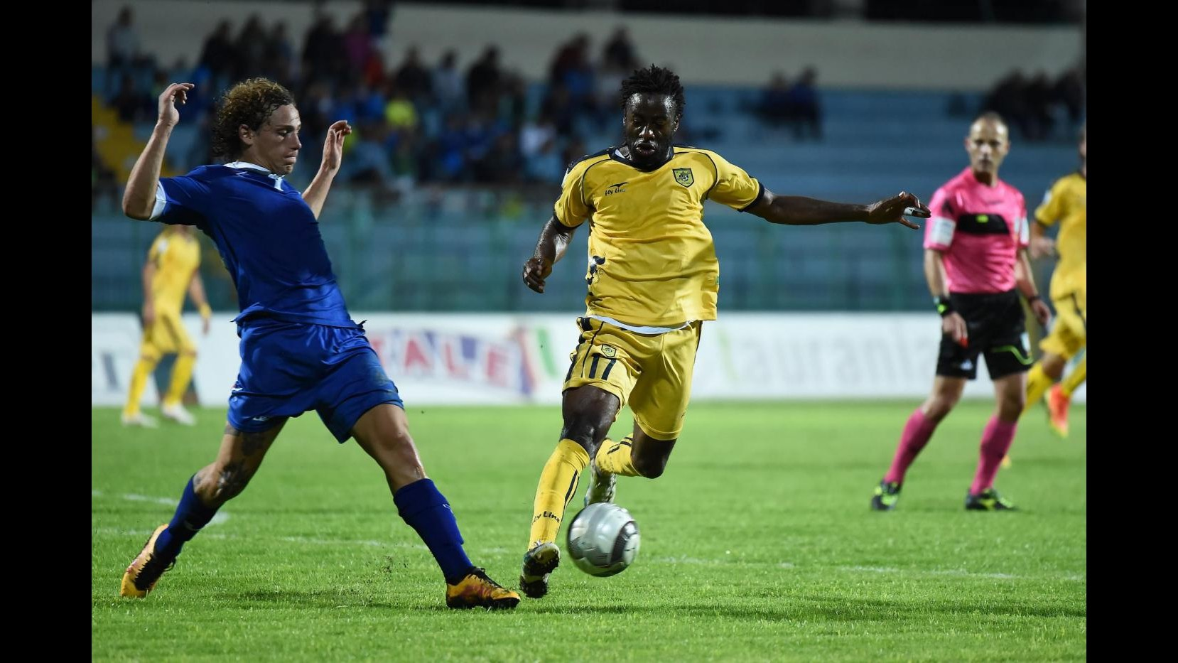 Serie C, Paganese-Juve Stabia 1-2
