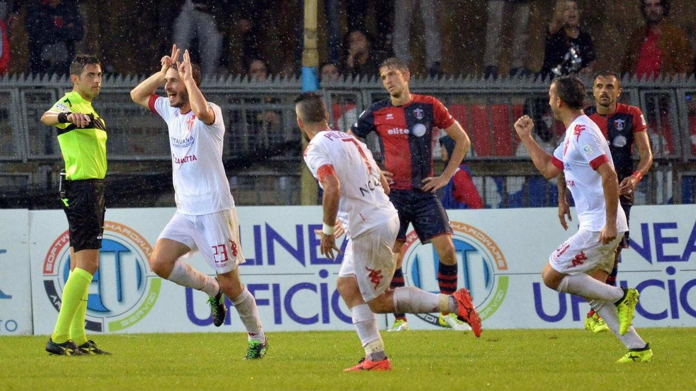 Serie C, Sambenedettese-Padova 0-1
