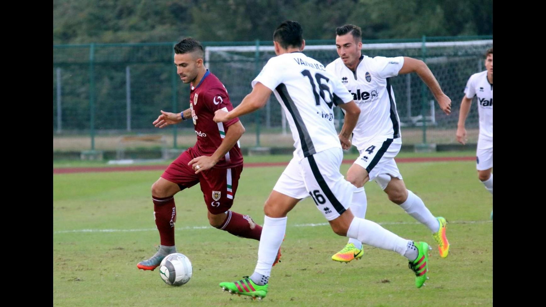 Serie C, Renate-Reggiana 1-0