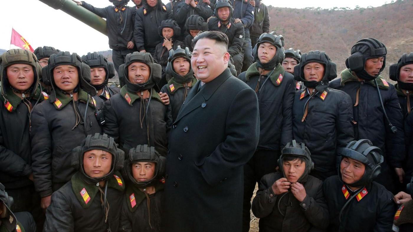 """Nuovo test missilistico coreano. Kim: """"Ora possiamo colpire qualunque città Usa"""""""