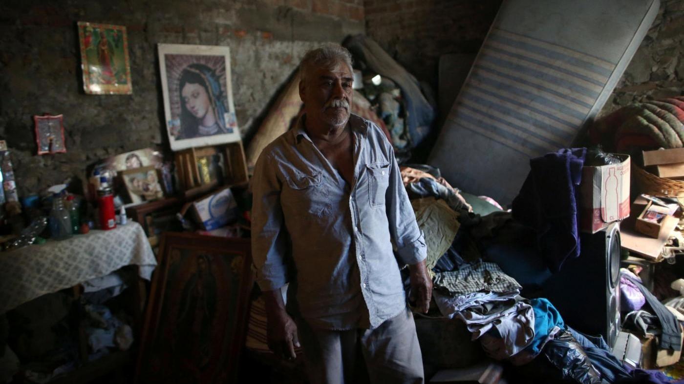 FOTO Messico, ritorno tra le macerie: i volti e i luoghi dopo la devastazione del sisma