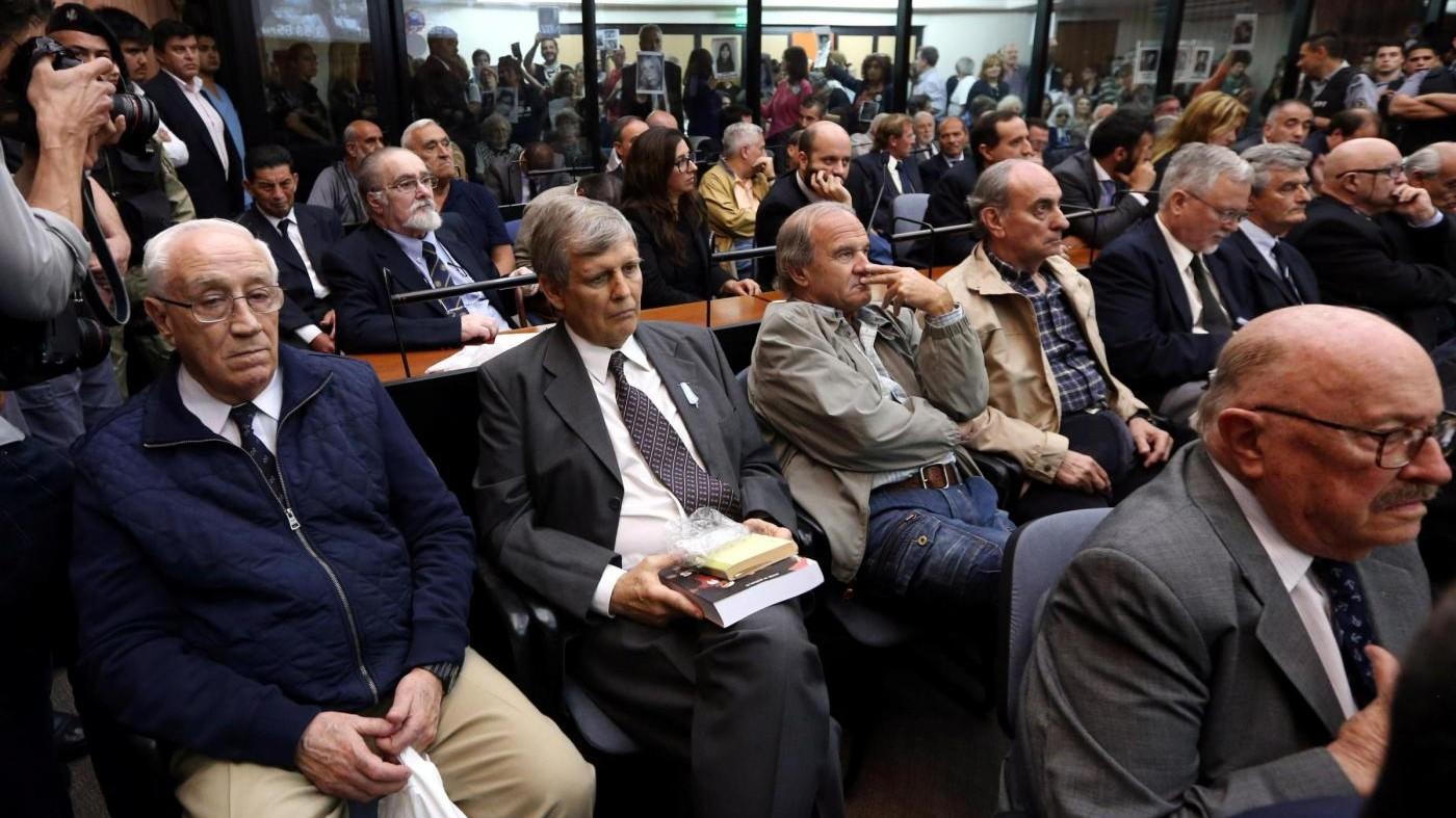 Argentina, processo ai crimini della dittatura: 29 ergastoli