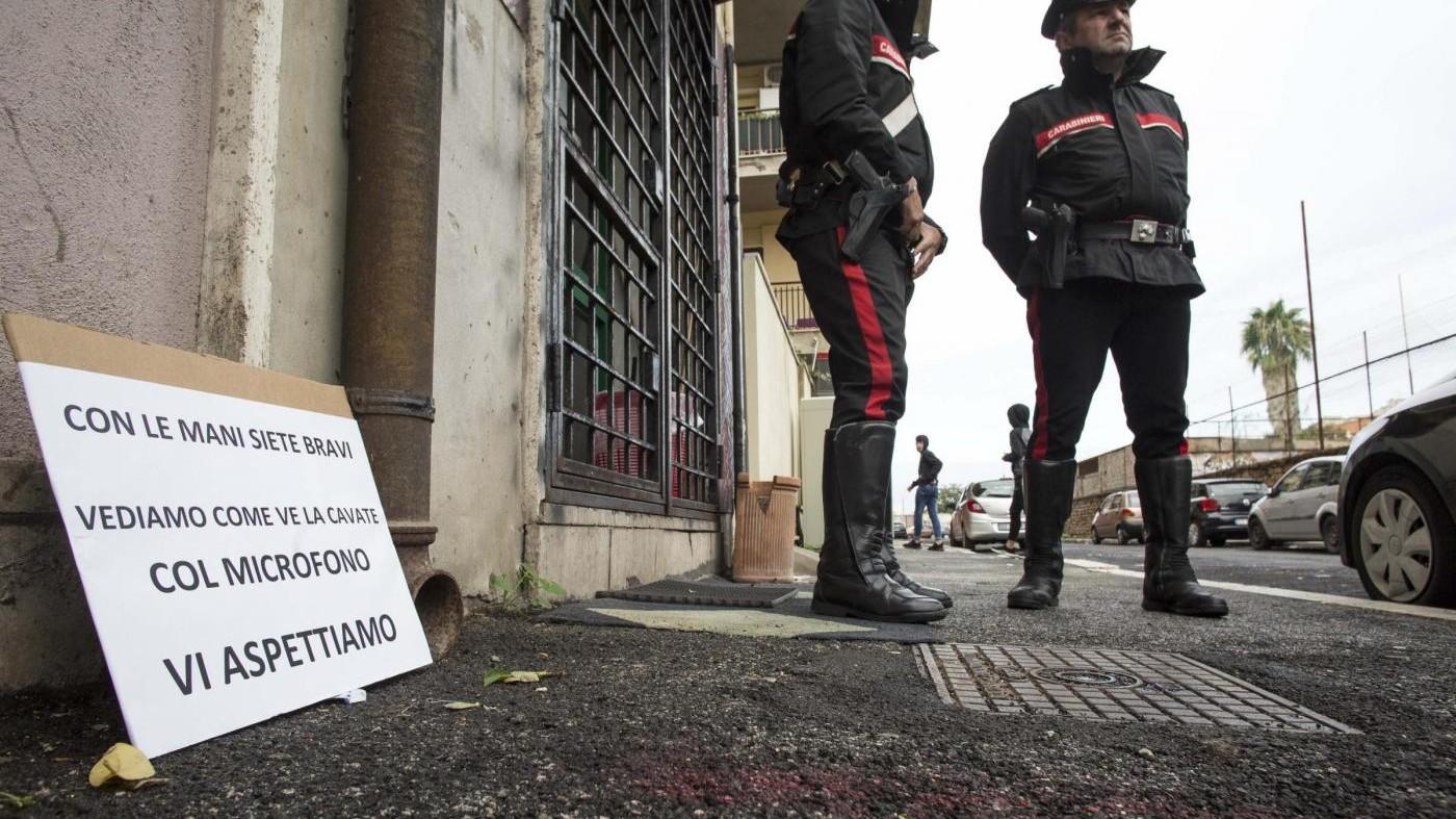 Ostia, secondo arresto per l'aggressione al giornalista Rai