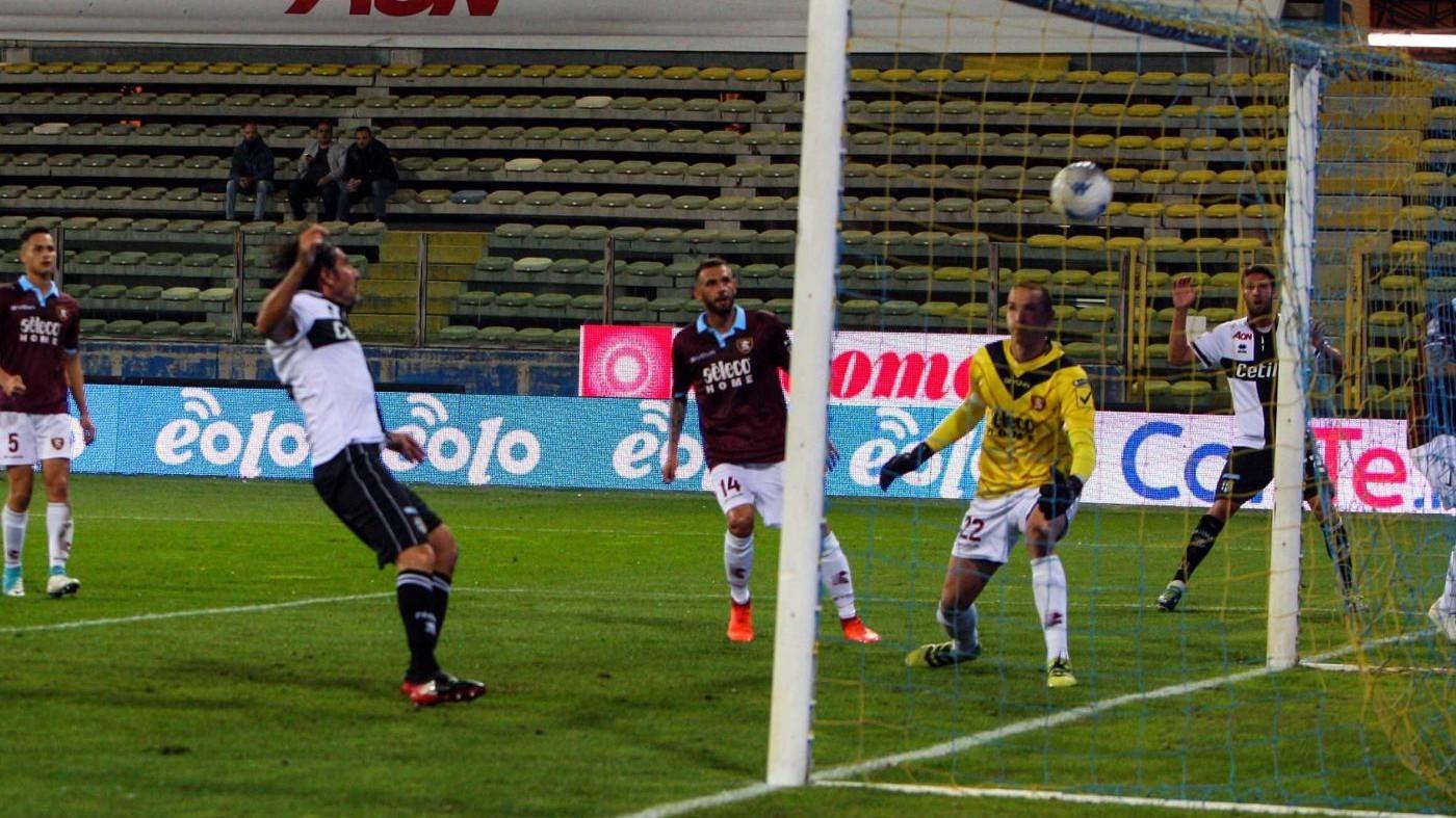 FOTO Serie B, Parma-Salernitana termina 2-2