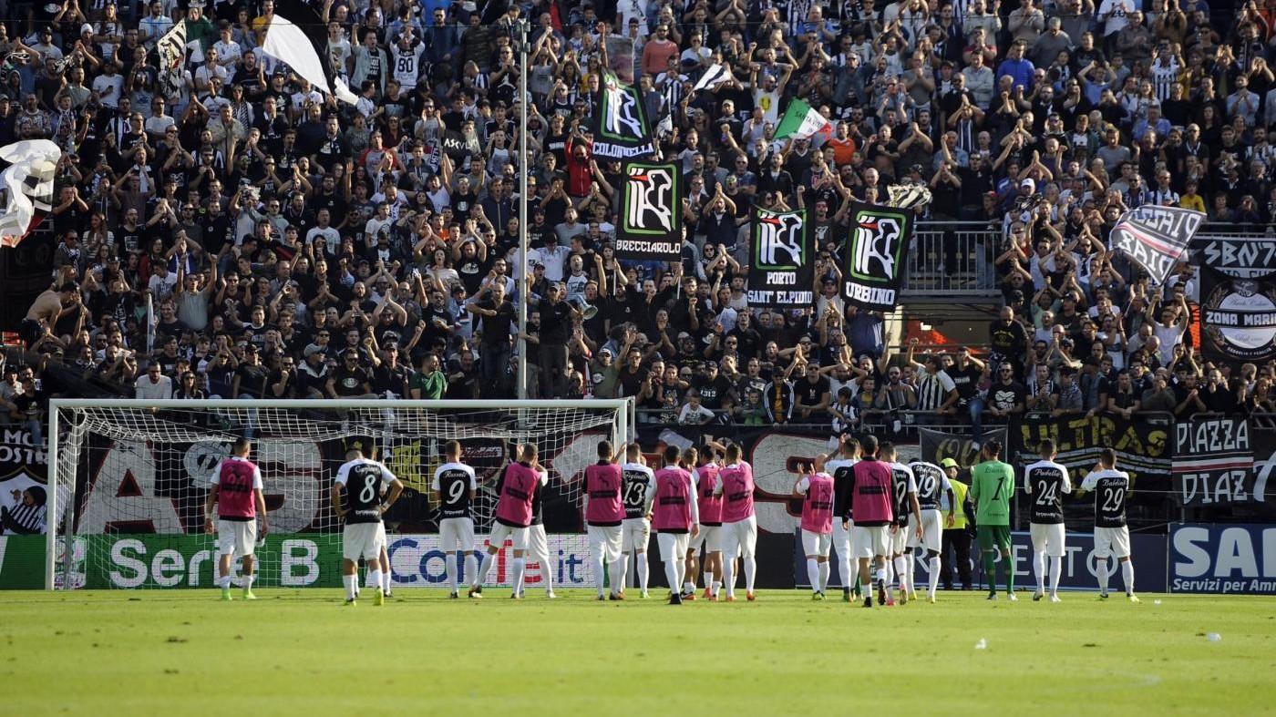 Serie B, la settima giornata di campionato in foto
