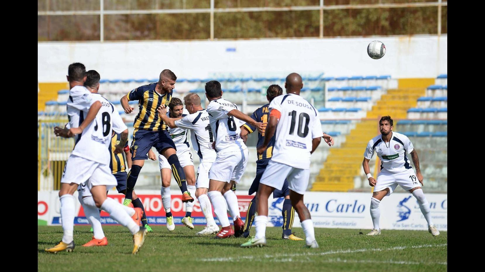 Serie C, Juve Stabia batte Fondi 2-0