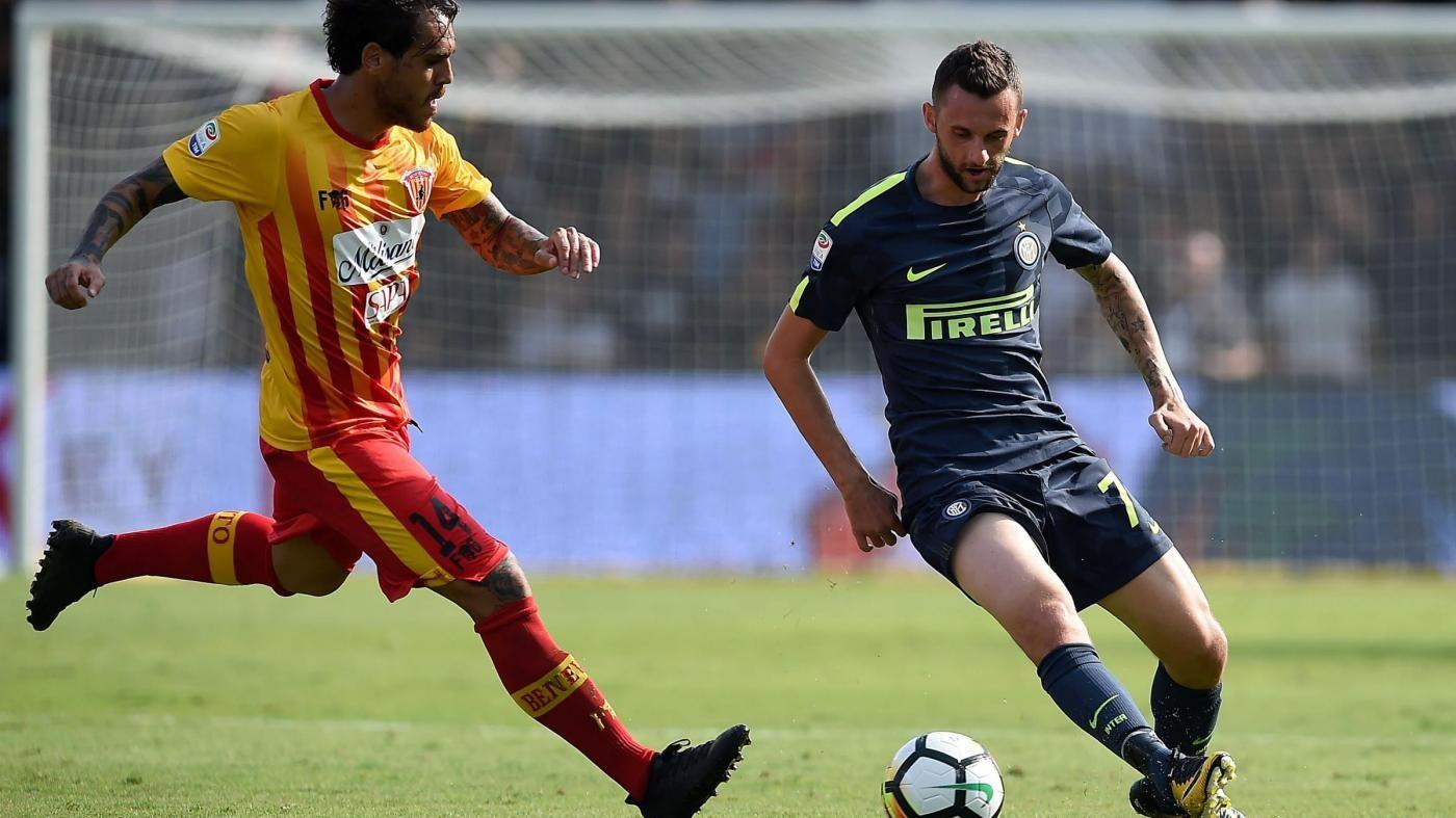 Benevento-Inter 1-2, IL FOTORACCONTO