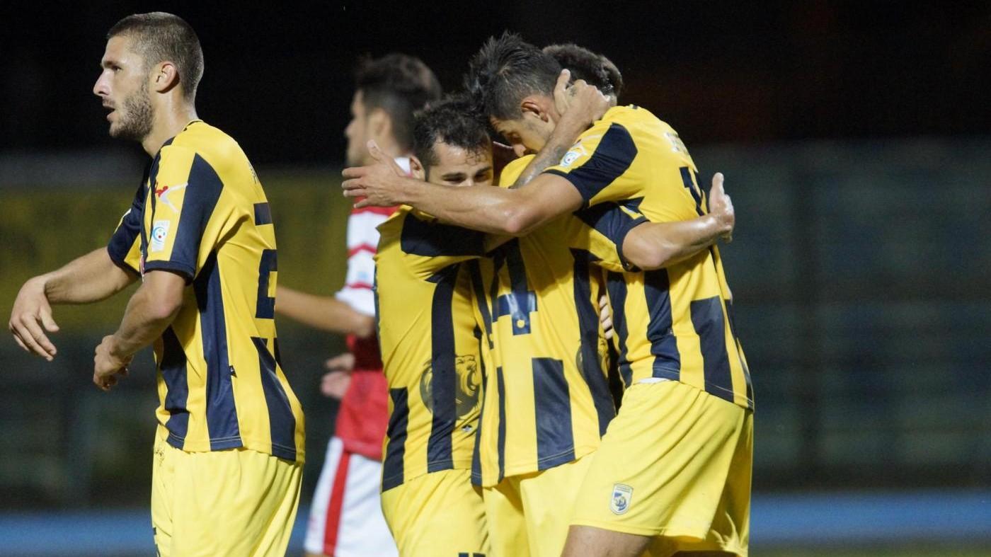 Serie C, Gavorrano-Viterbese 0-3