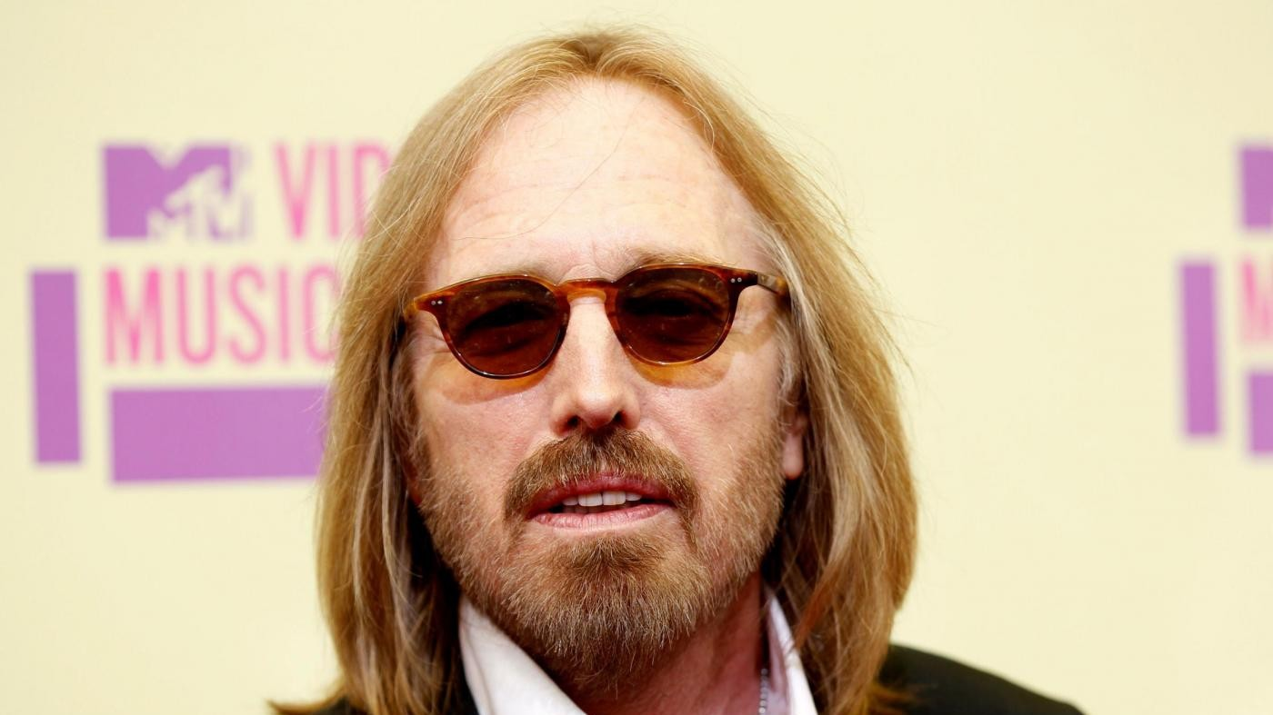 Addio a Tom Petty, le immagini di un grande del rock