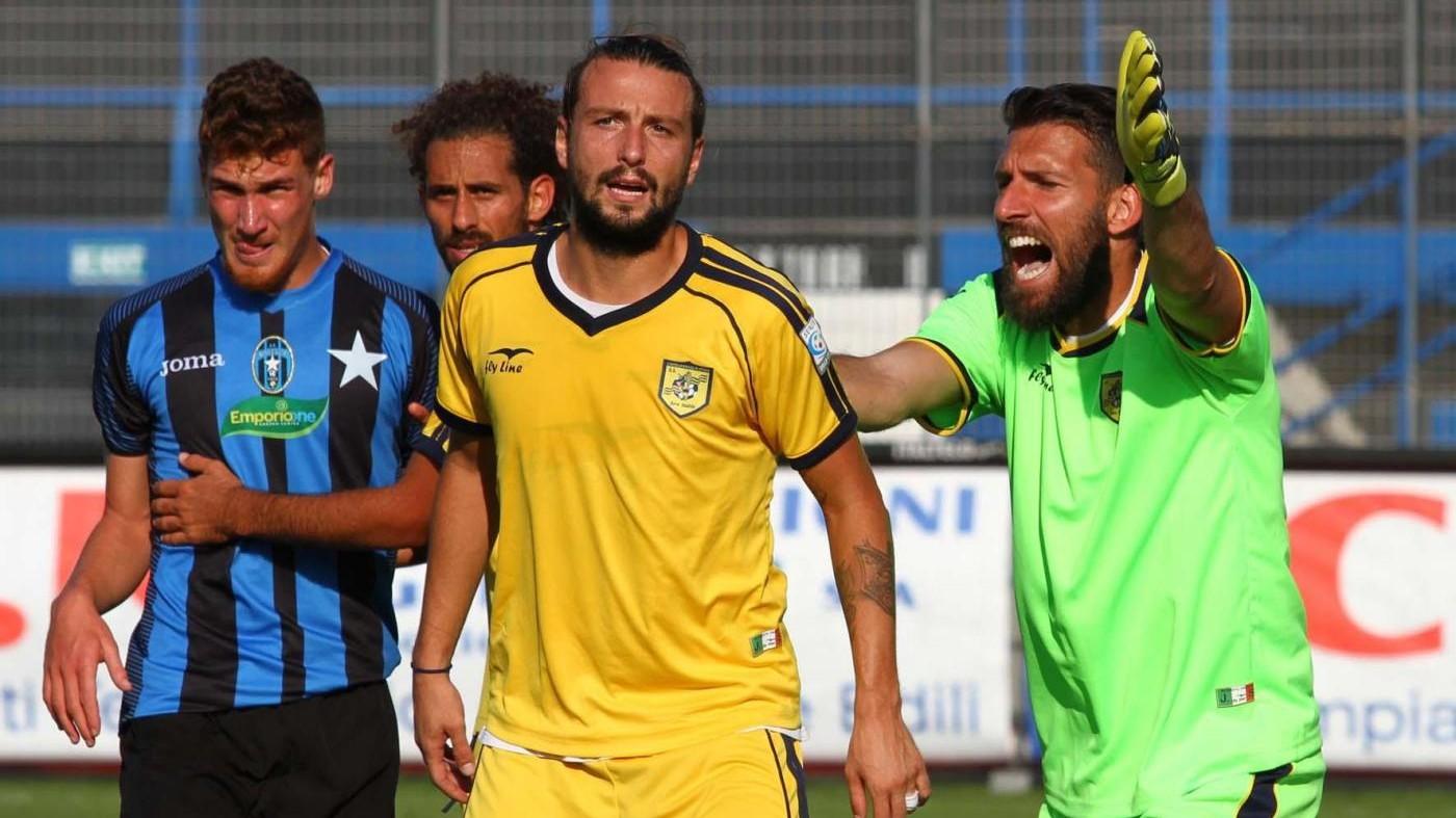 Serie C, Bisceglie-Juve Stabia 1-0