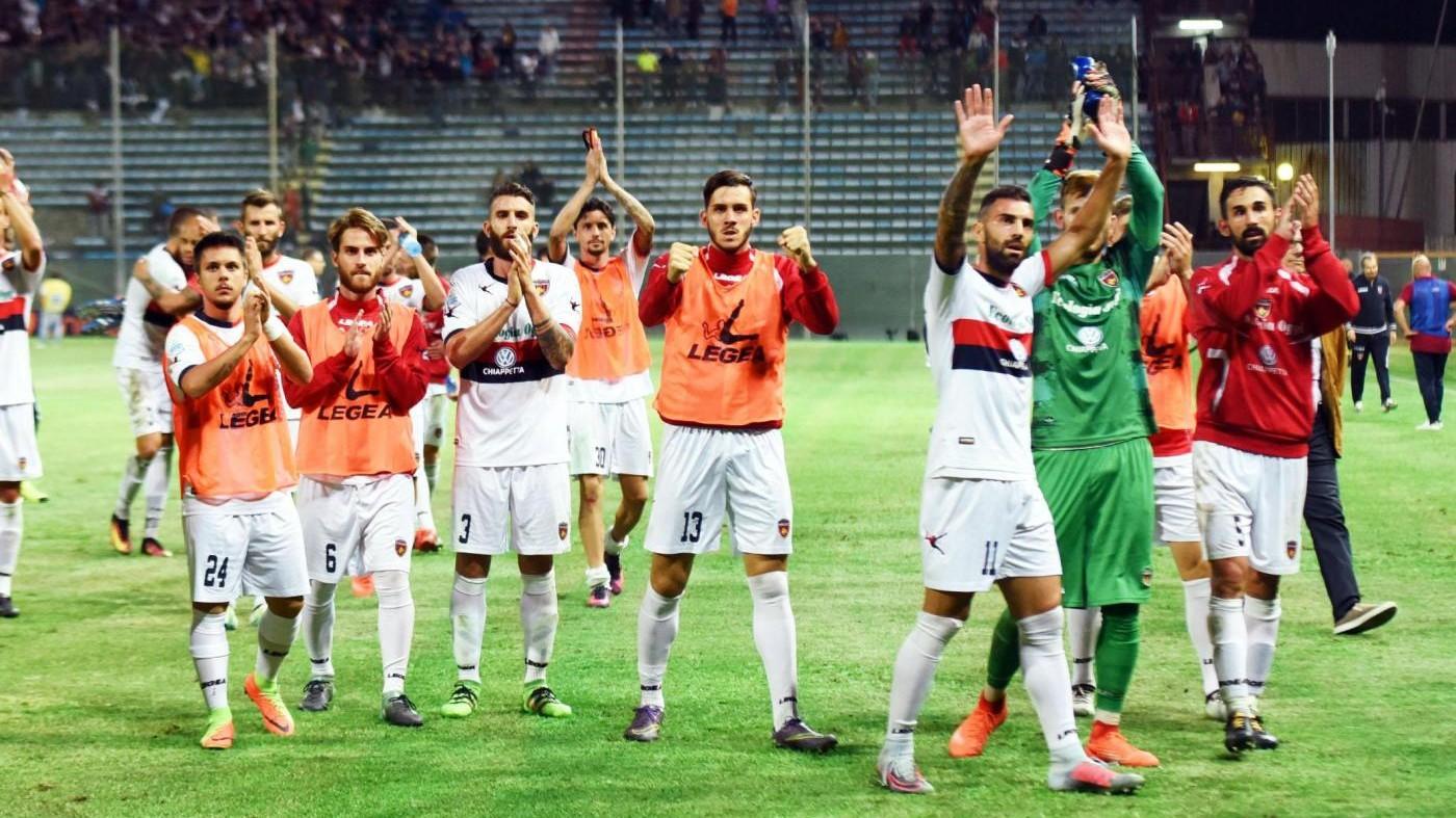 Serie C, Reggina – Cosenza 0-1