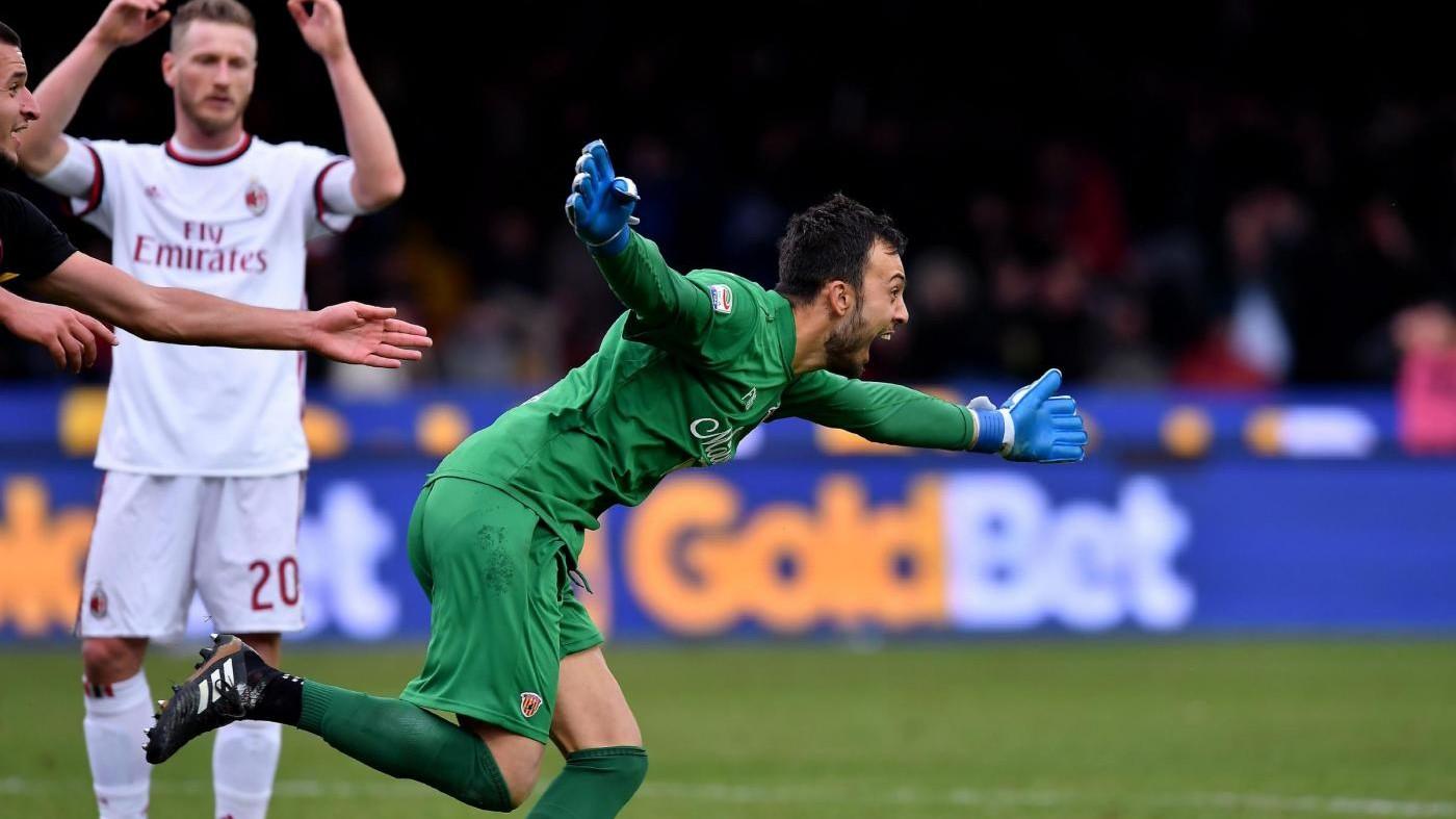 """Benevento, Brignoli: """"Ho fatto rosicare Gattuso"""""""