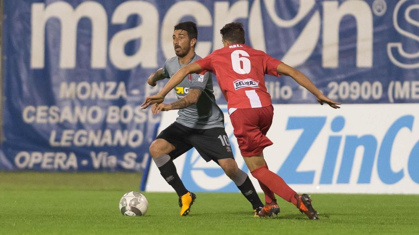 FOTO Serie C, Monza-Alessandria 1-1