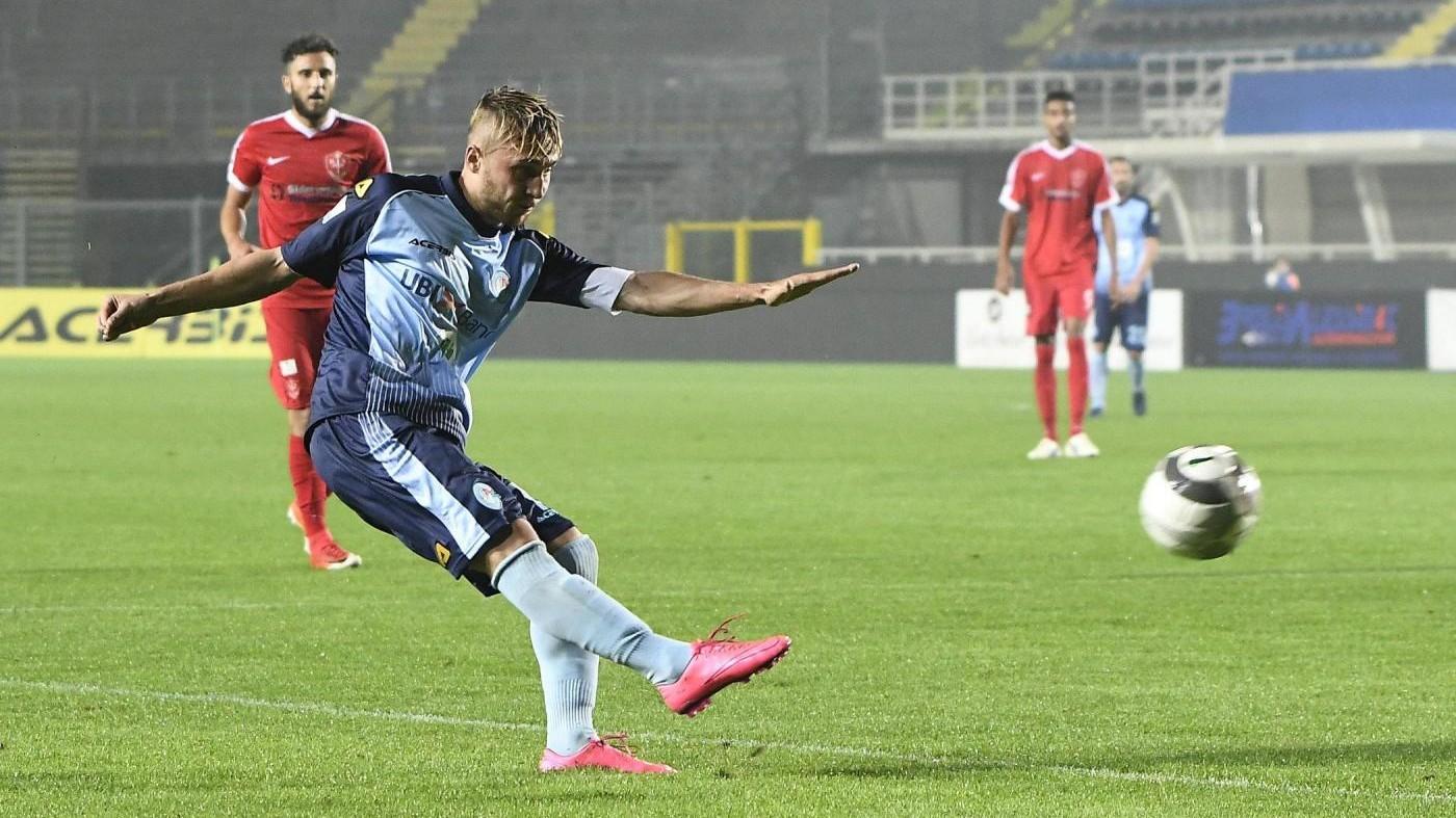 Serie C, Albinoleffe-Triestina 0-0