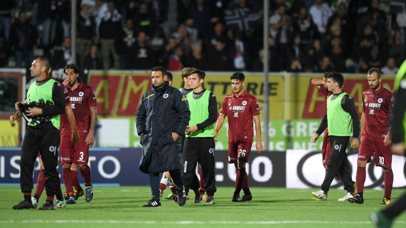 Serie B, Schiavone gol, Cesena-Spezia 1-0 nell'anticipo