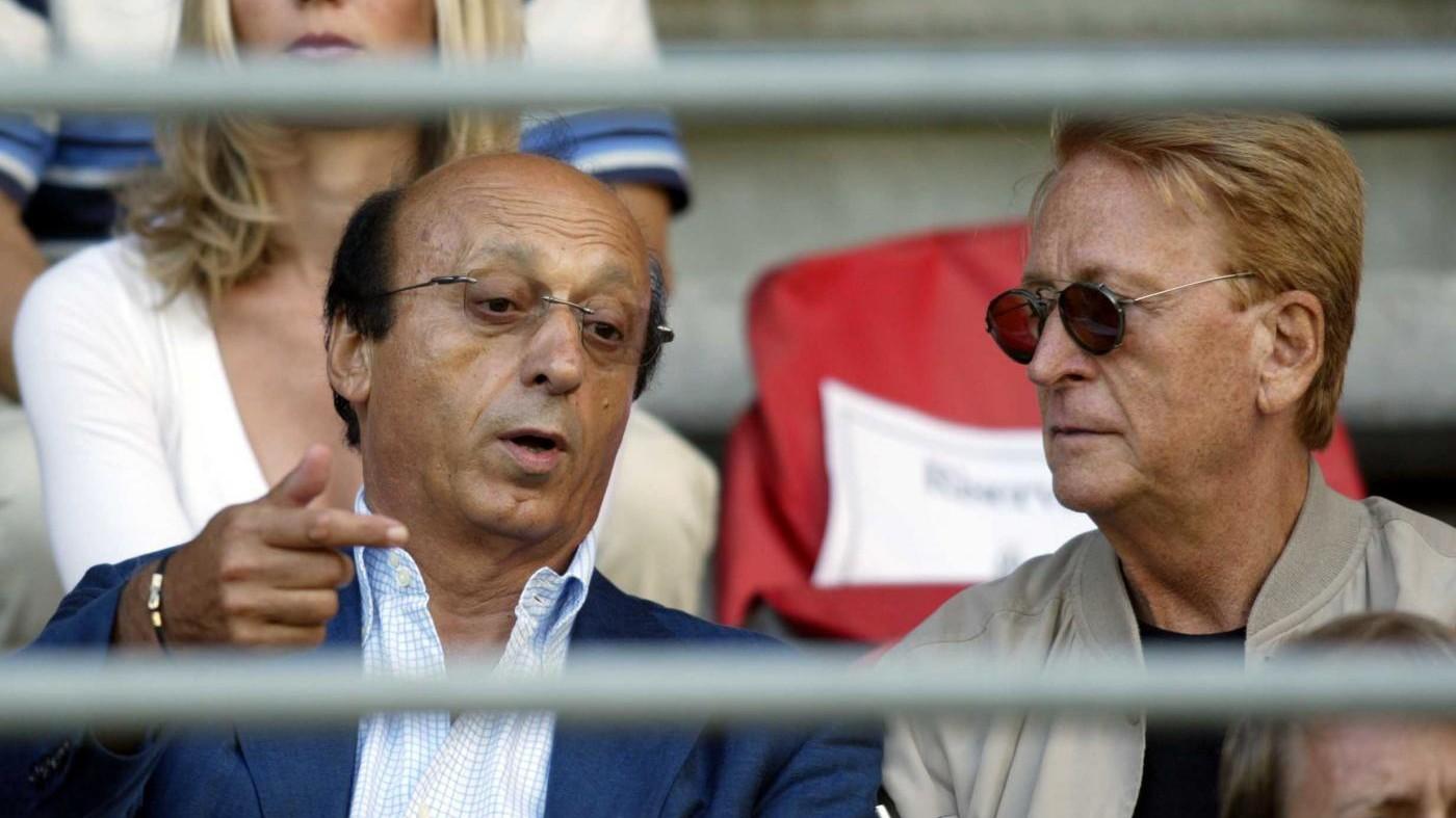 FOTO Addio a Biscardi, rivoluzionò i programmi tv sul calcio