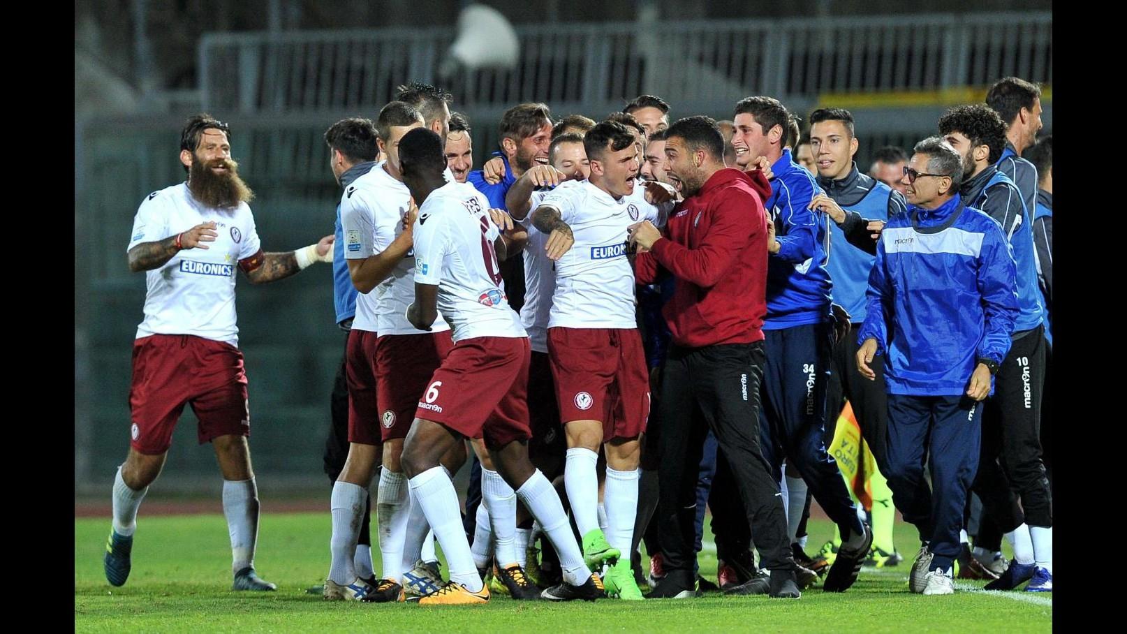 Serie C, Livorno – Arezzo 1-1