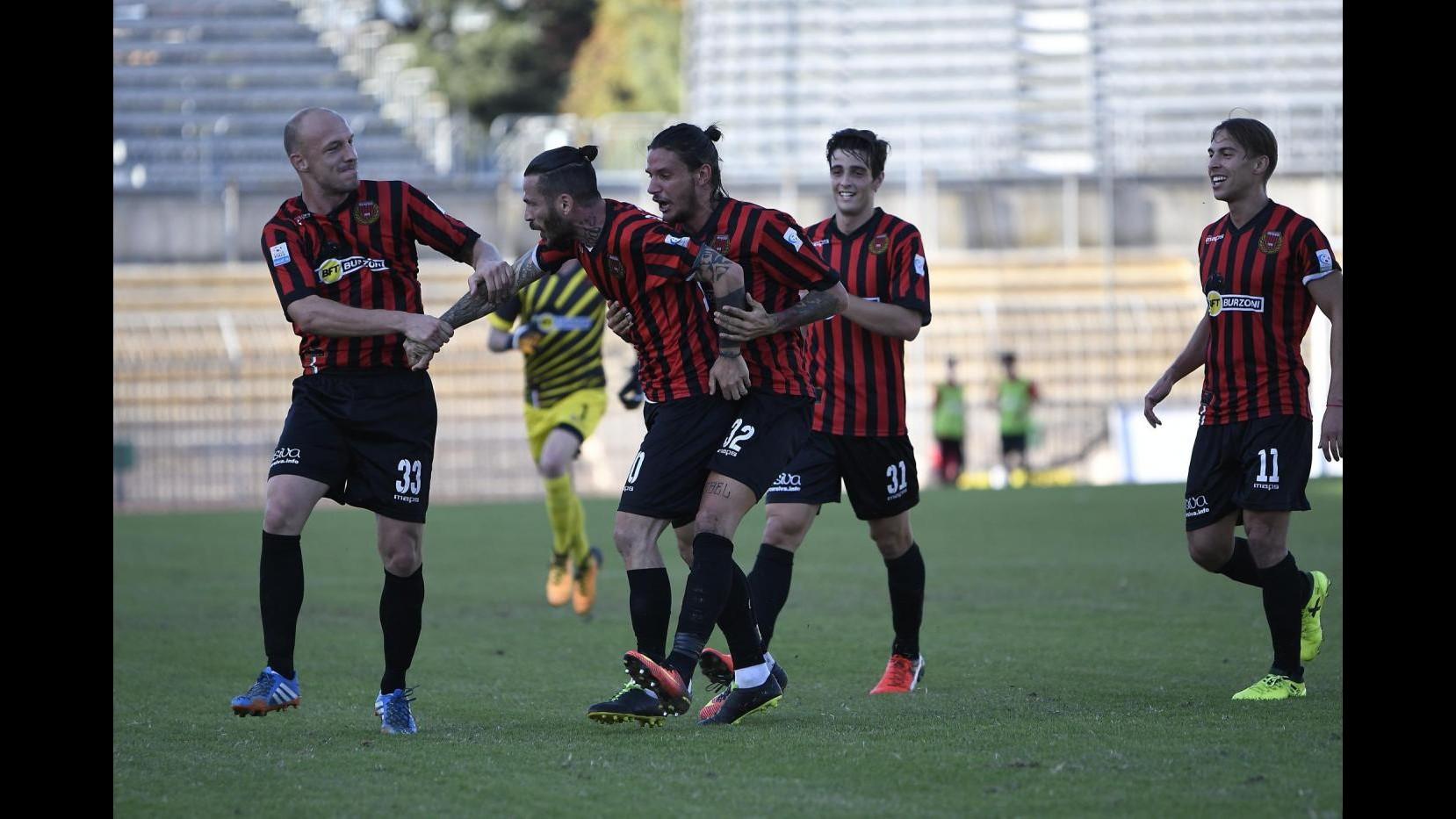Serie C, Pro Piacenza – Cuneo 1-1