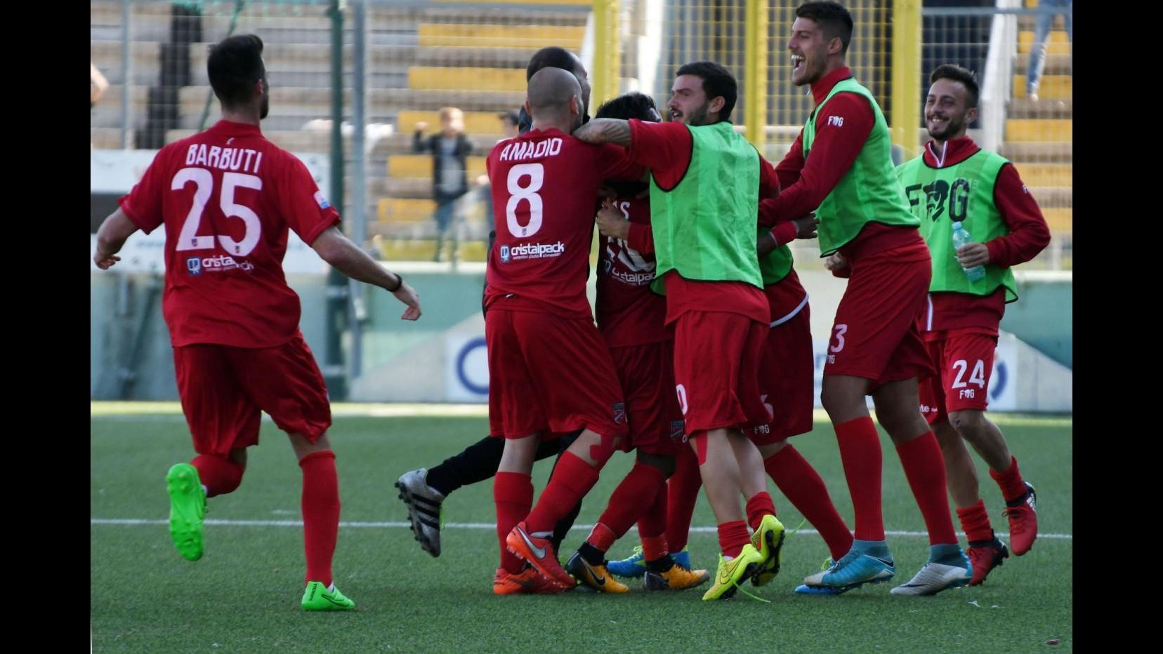 Serie C, Teramo-Padova 2-1