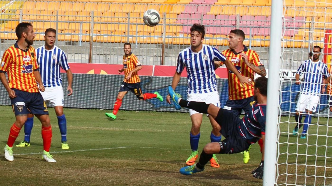 Serie C, Lecce-Akragas 0-0