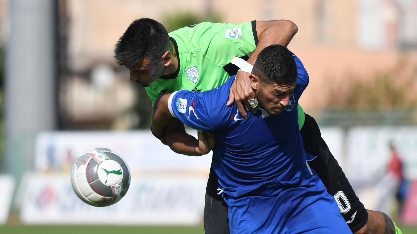 Serie C, Paganese-Virtus Francavilla 2-2