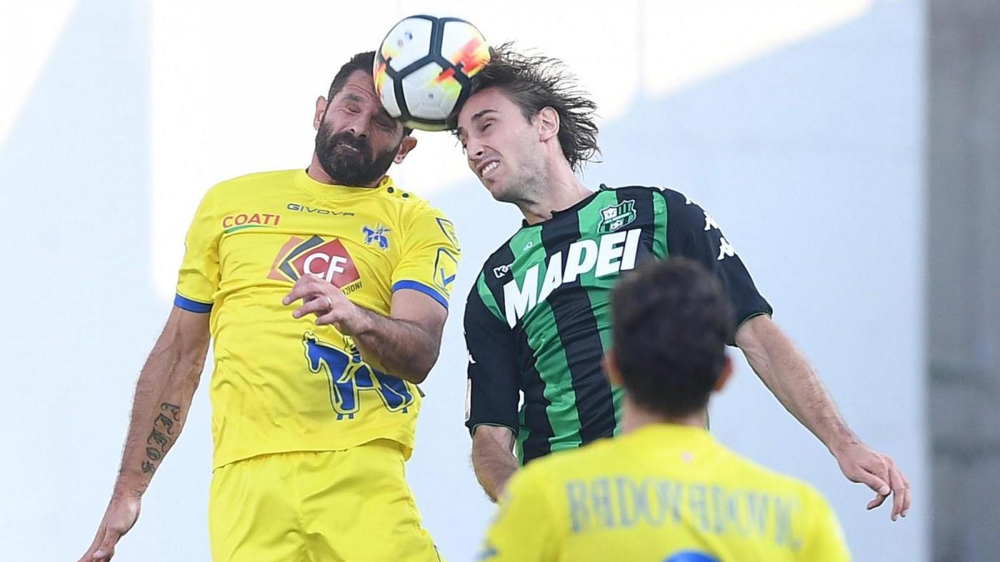 Serie A, Sassuolo-Chievo 0-0 / Il fotoracconto