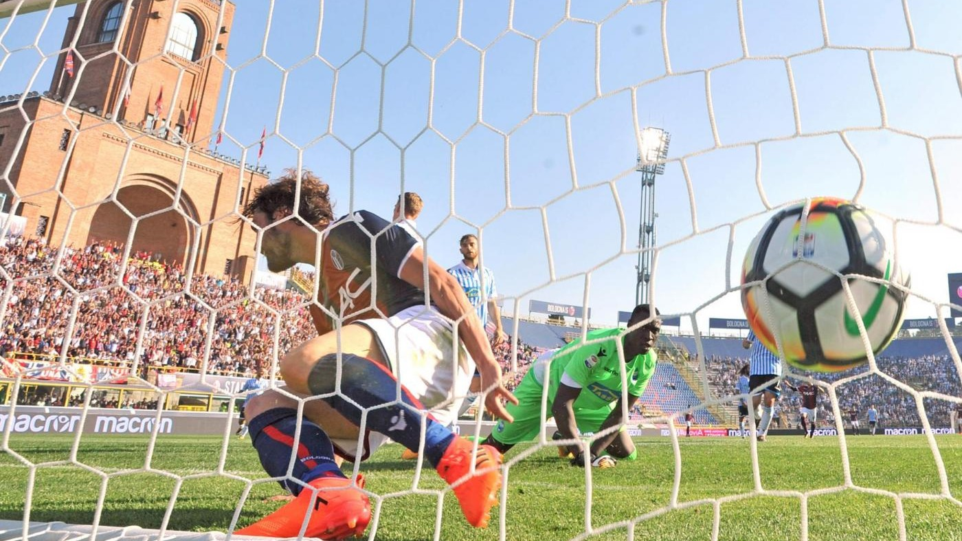 Serie A, Bologna-Spal 2-1 / Il fotoracconto
