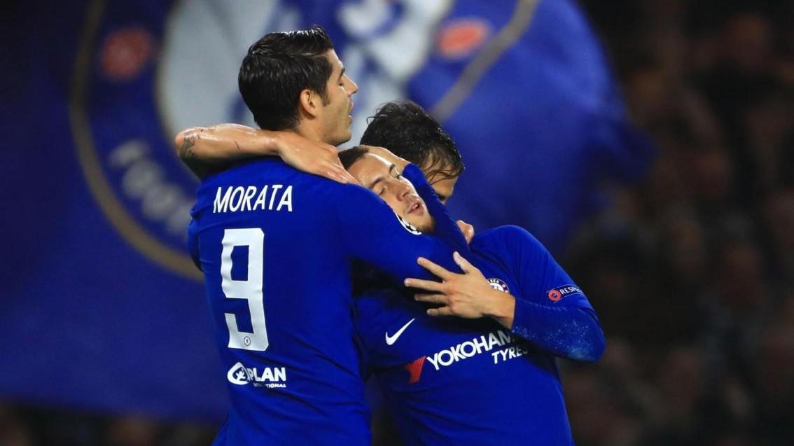 Champions League, Chelsea-Roma 3-3 / Il fotoracconto