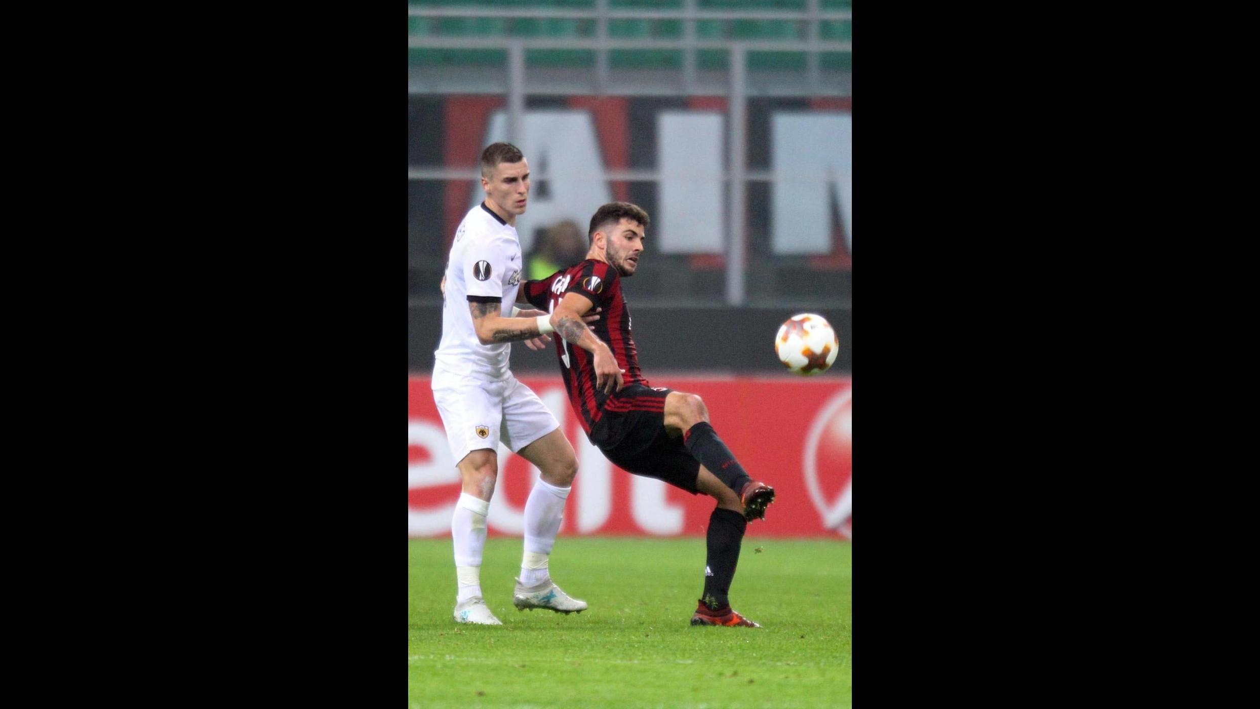 Europa League, Milan-Aek 0-0   Il fotoracconto