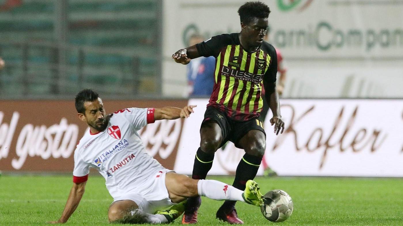 Serie C, Padova-Bassano 1-0: il fotoracconto