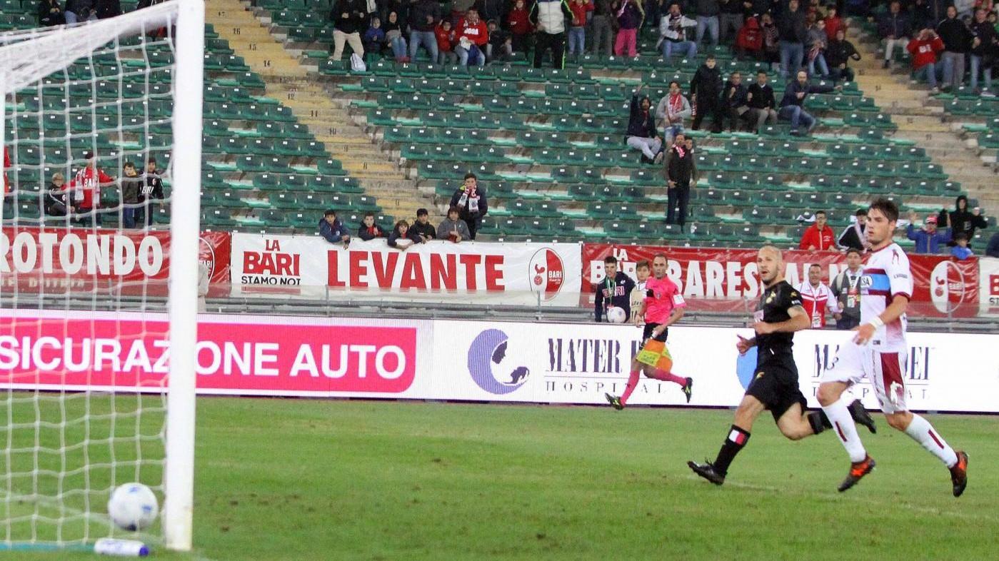 Serie B, Bari-Cittadella 4-2: il fotoracconto