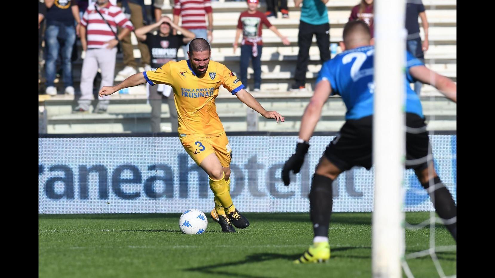 Serie B, la decima giornata di campionato in foto