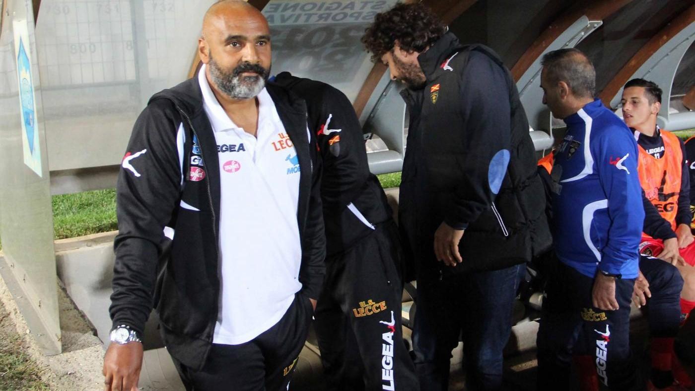 Serie C, Matera-Lecce 0-1
