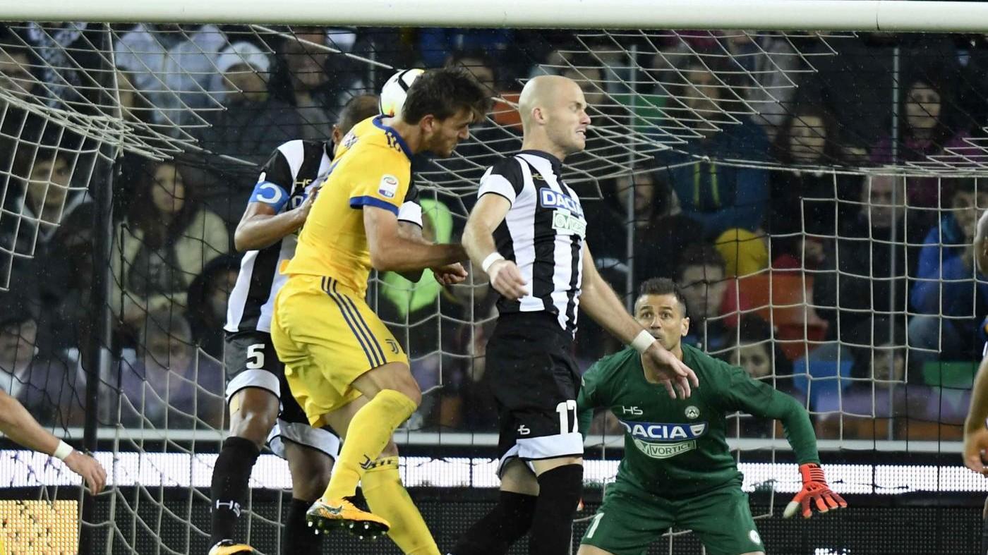 Pioggia di gol a Udine: Juve vince 6-2 / Il fotoracconto