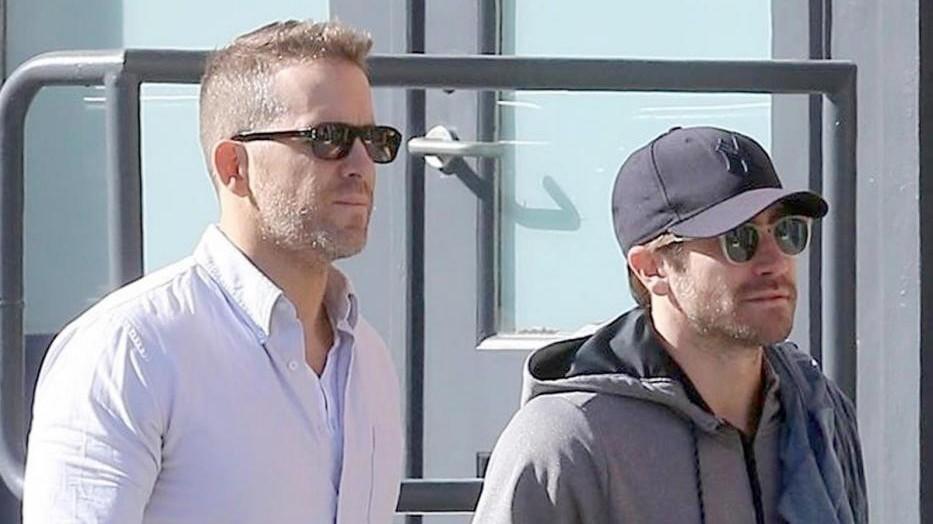 Ryan Reynolds e Jake Gyllenhaal, la più bella amicizia nata nel 2017