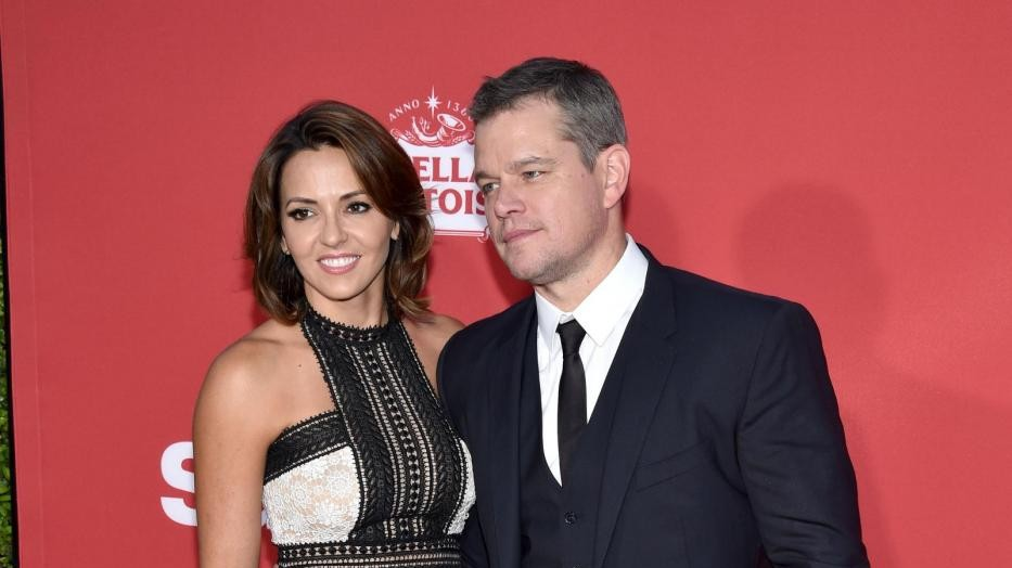 """Tappeto rosso per """"Suburbicon"""": tutti gli occhi su George e Amal Clooney"""