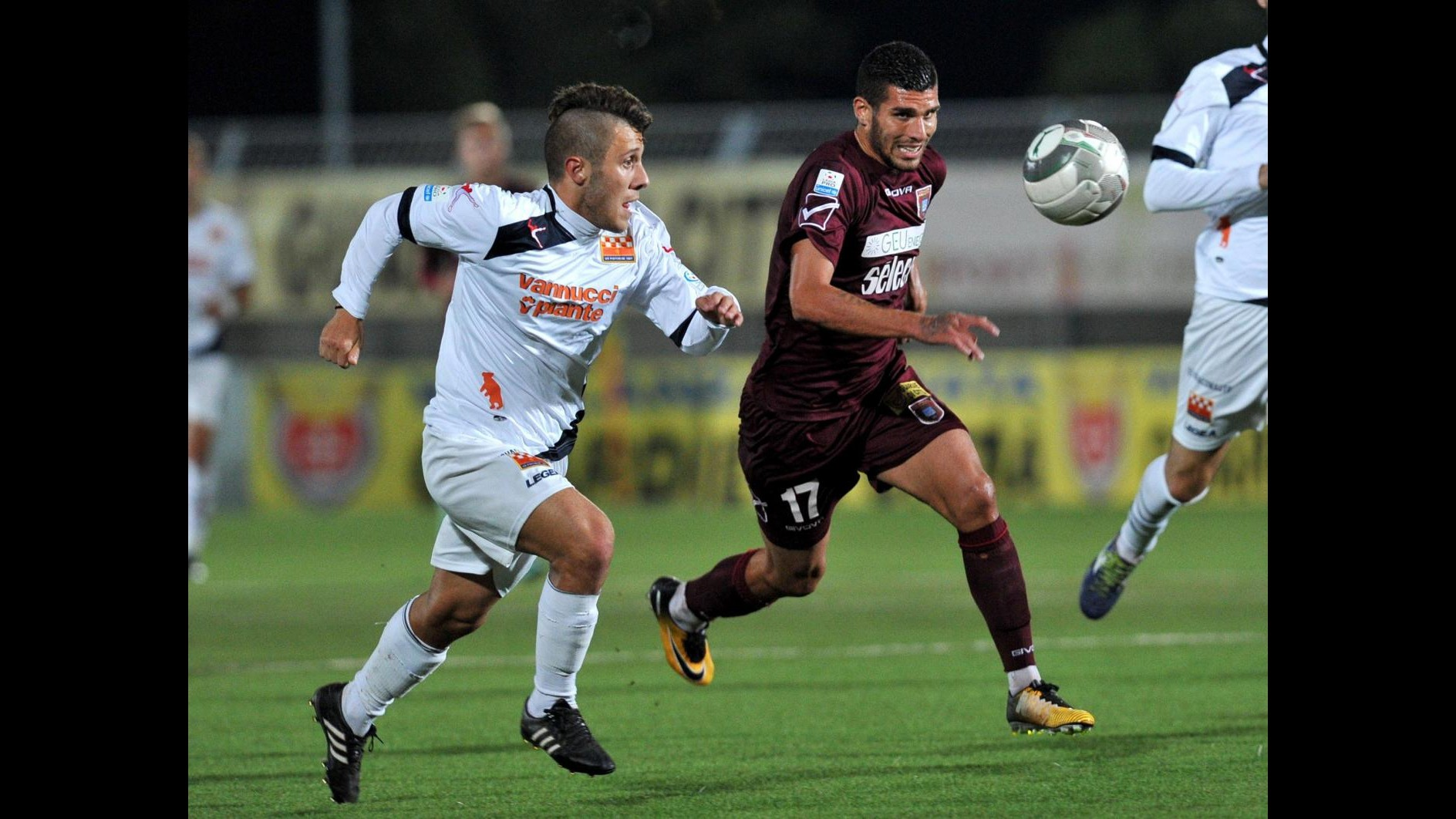 Serie C, Pontedera-Pistoiese 2-2