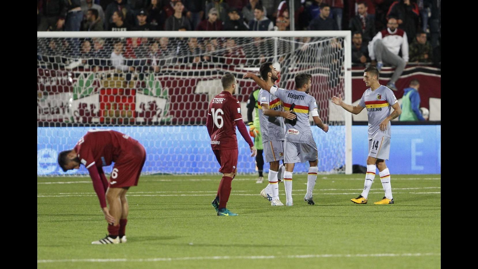Serie C, Trapani-Catanzaro: 3-3