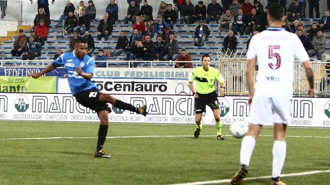 Serie B, le immagini dell'undicesima giornata