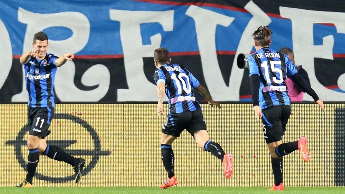 Serie A, Atalanta-Verona 3-0 | Il fotoracconto
