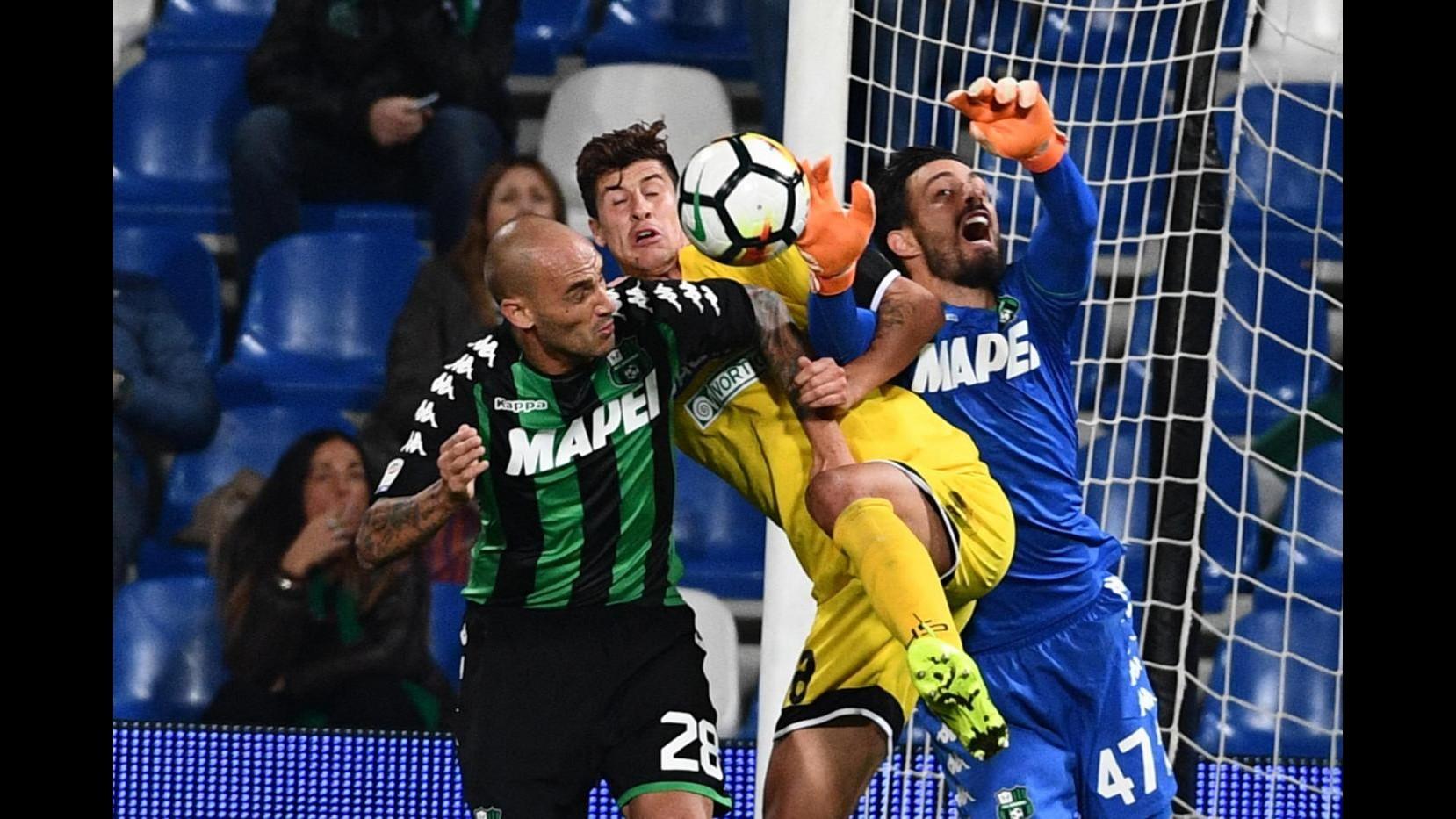 Serie A, Sassuolo – Udinese 0-1 – IL FOTORACCONTO