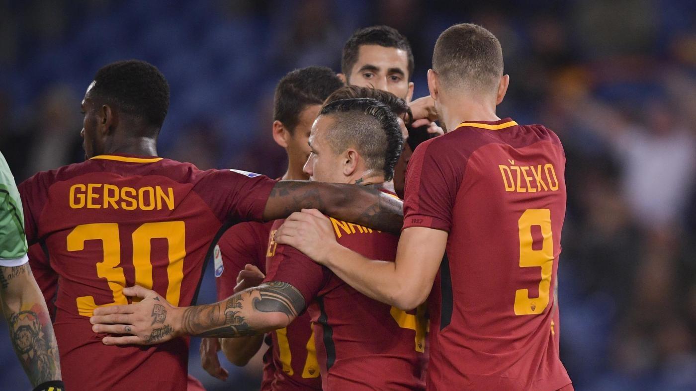 Seria A, Roma-Crotone: 1-0. Perotti segna su rigore