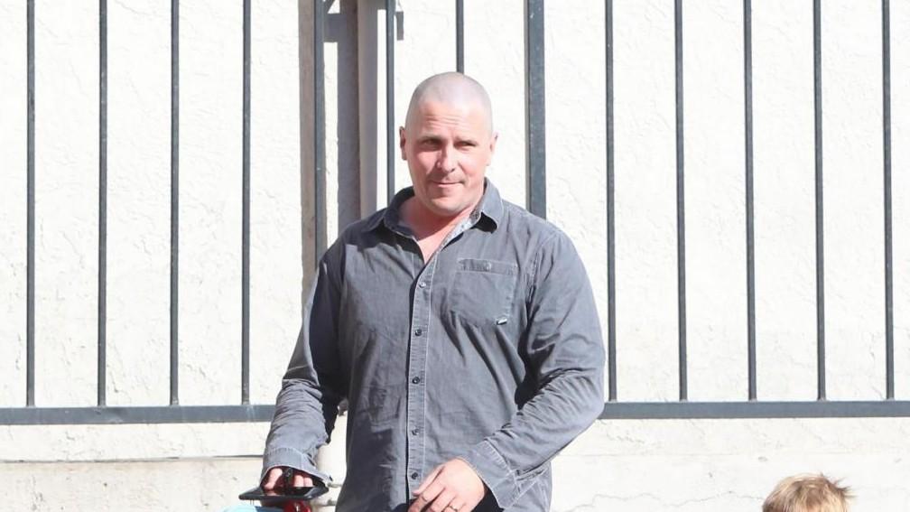 Pelato e ingrassato: ecco il nuovo look di Christian Bale