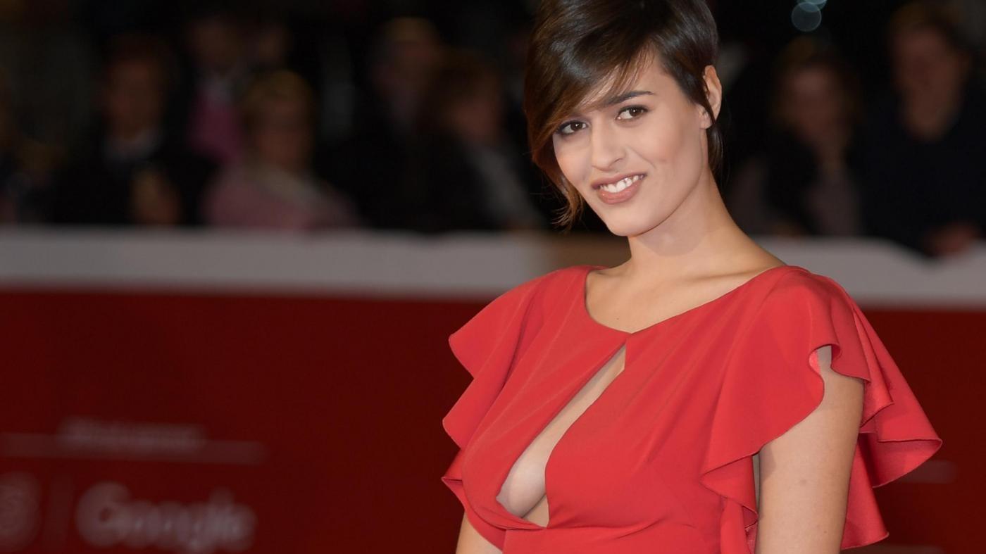 Chiude la Festa del cinema, è di Alice Sabatini il look più memorabile