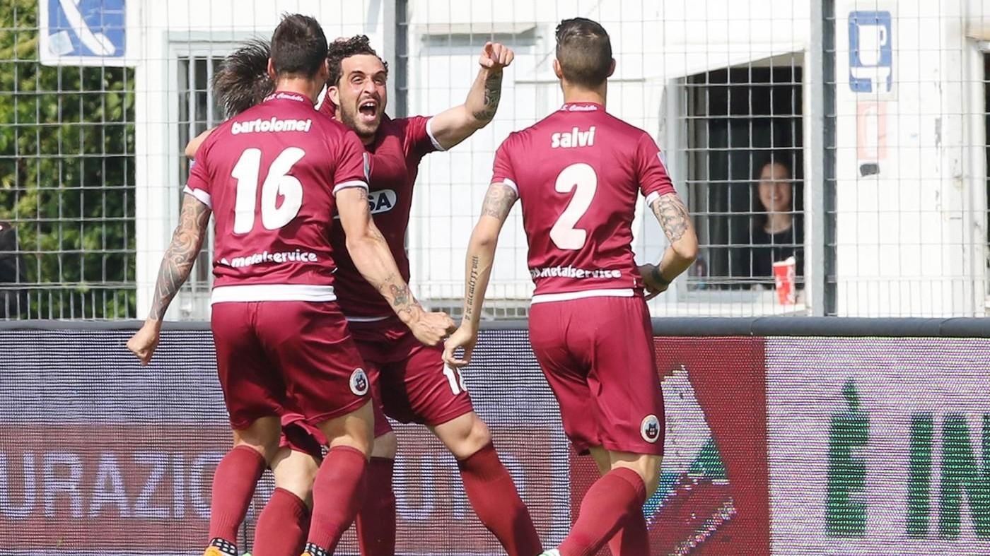 Serie B, Cittadella travolge Carpi 4-1