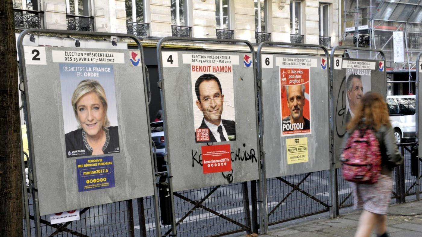 Francia al voto per le presidenziali tra incertezza e spettro terrorismo