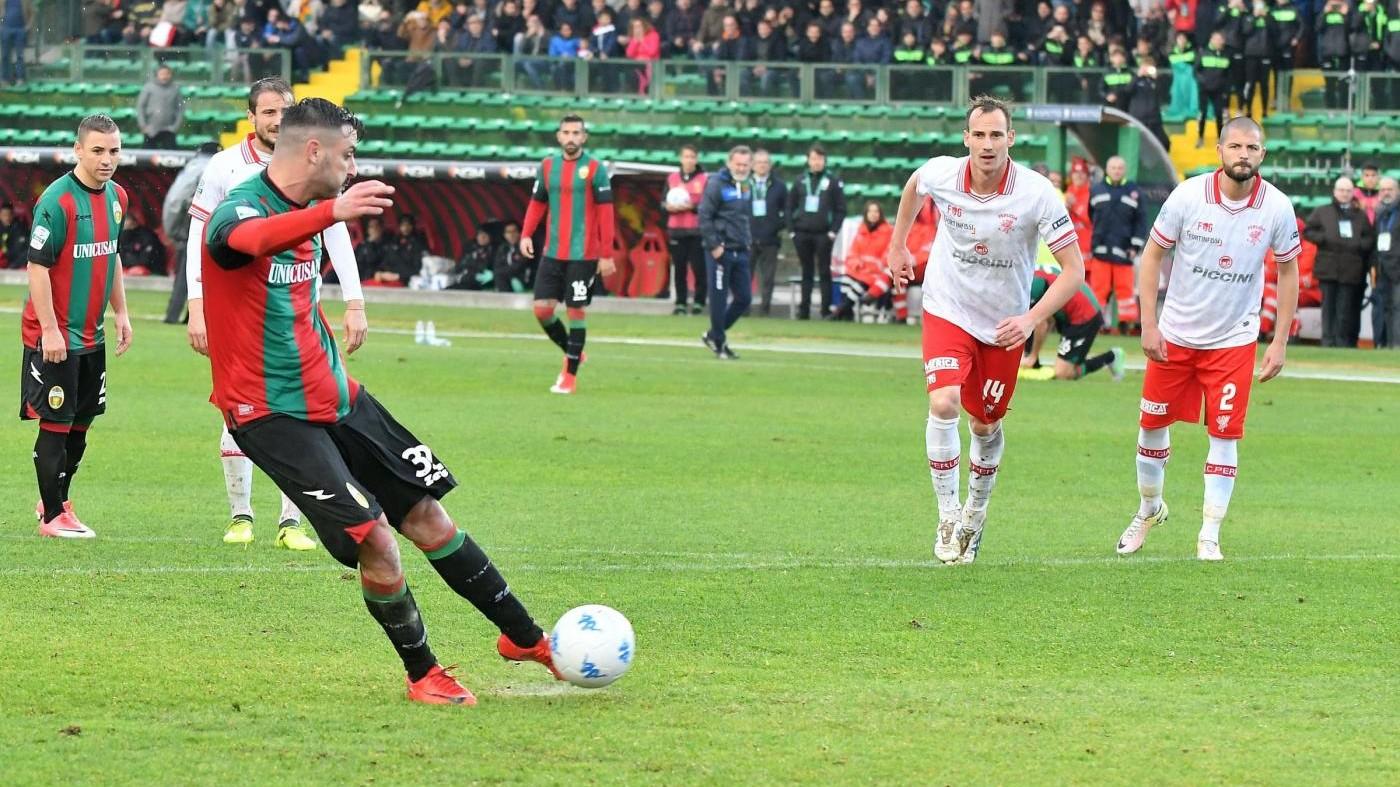 Serie B, Ternana-Perugia 1-1: il fotoracconto