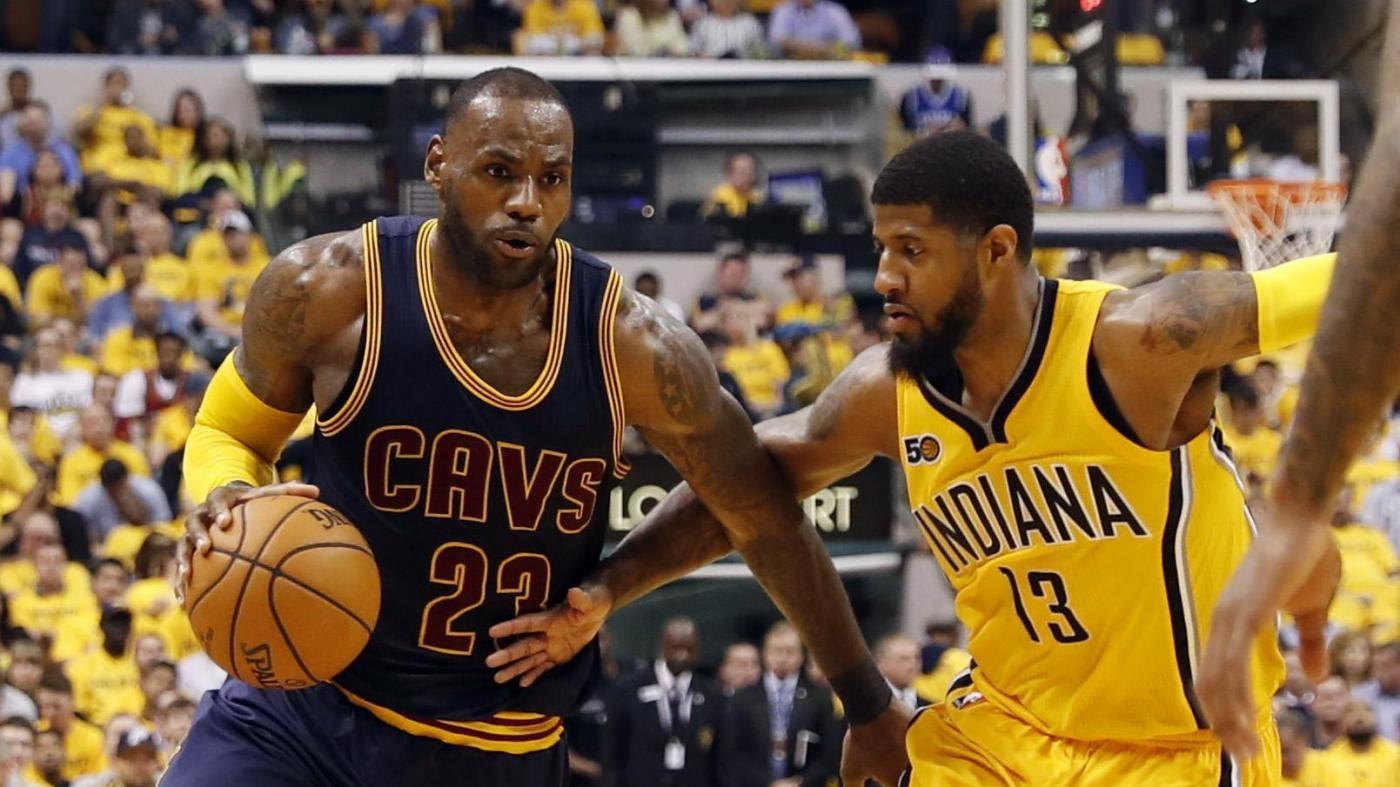 Cleveland spazza via Indiana in 4 gare e va in semifinale