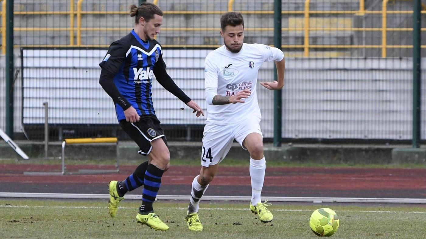 Serie C, Renate-Santarcangelo 0-0: il fotoracconto